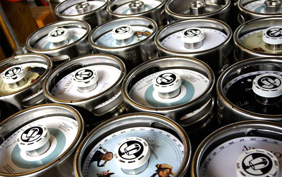freshtap stainless steel kegs