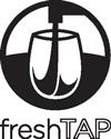 freshtap vertical logo